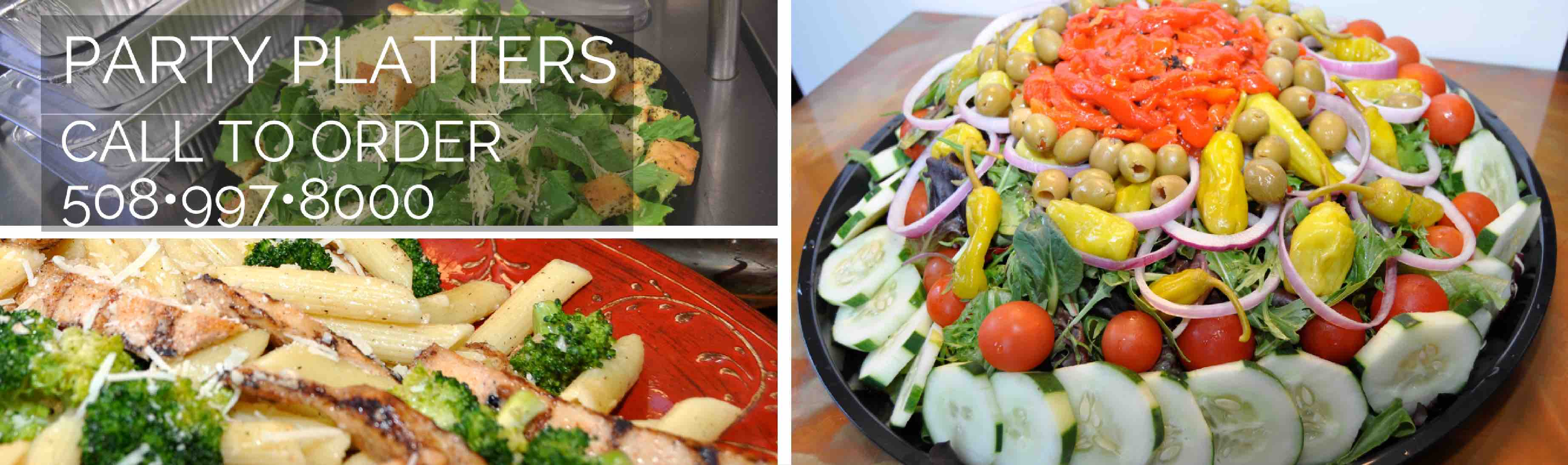Party Platters - Order Now